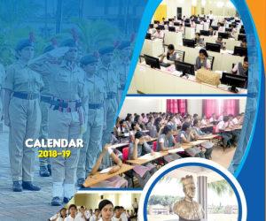 Calendar 2018 - 19